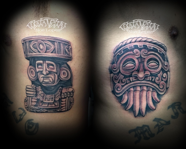 Noe lopez tattoos online images for Aztec tattoo shop phoenix az