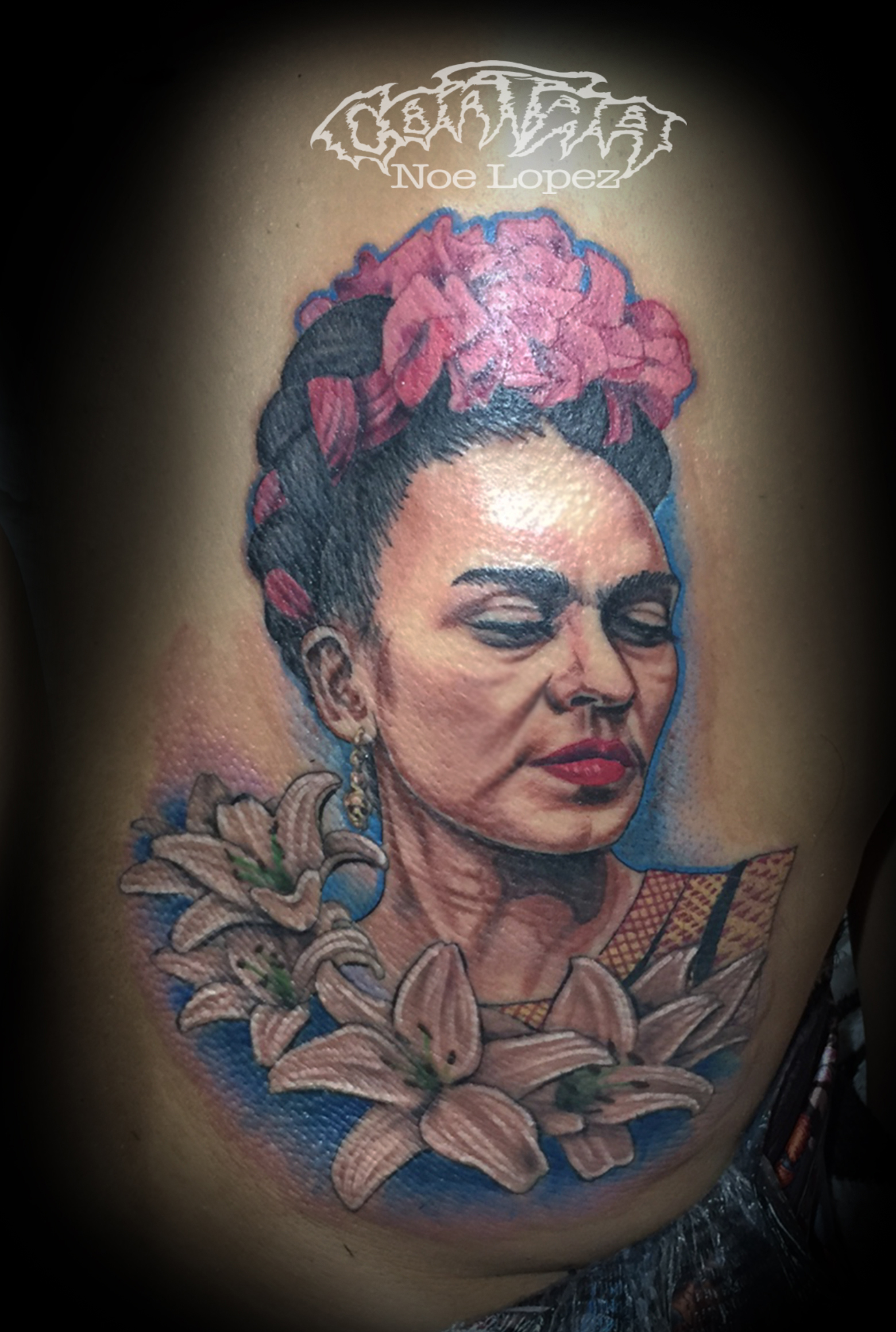 Noe Lopez Tattoos online images