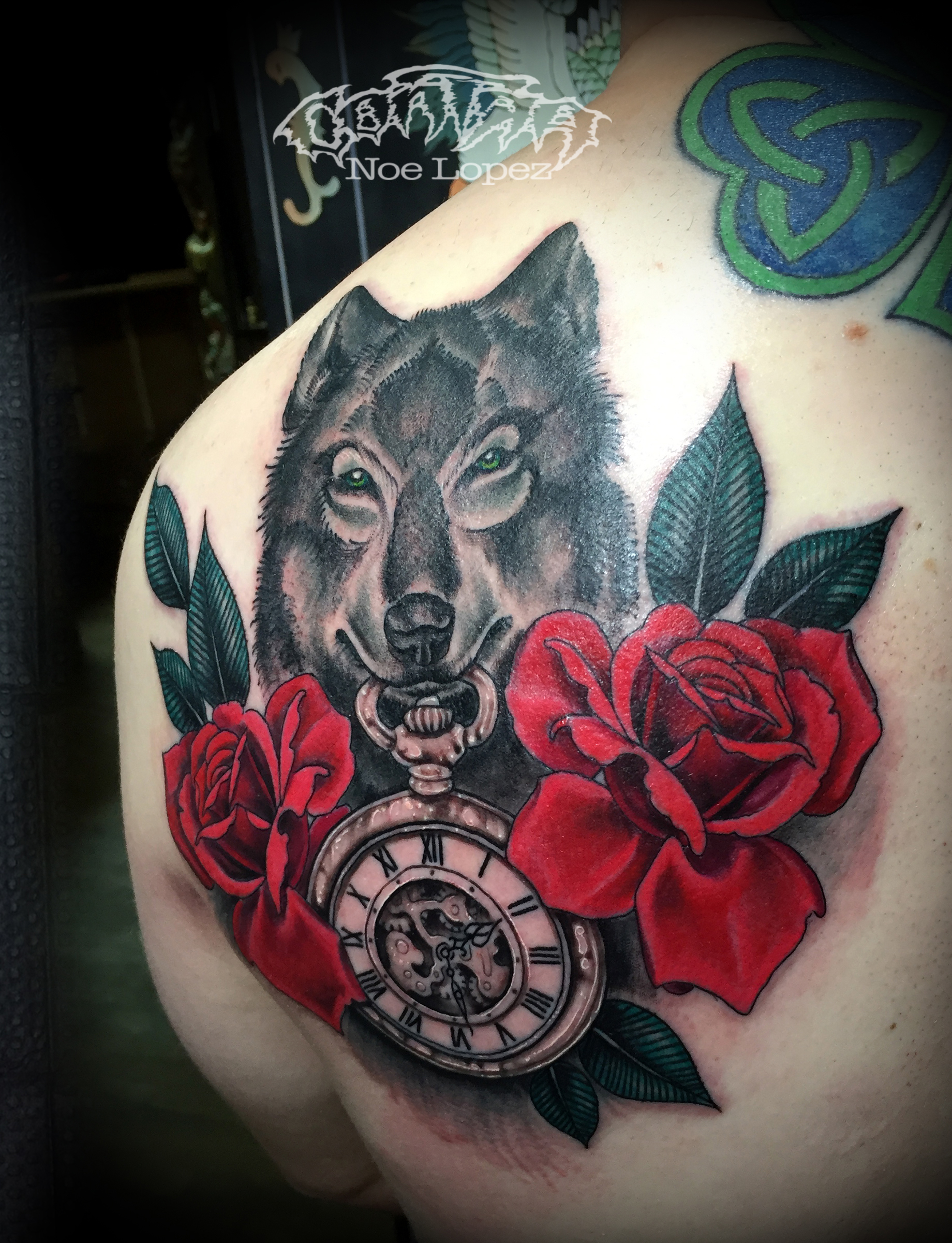 Noe Lopez Tattoos online images